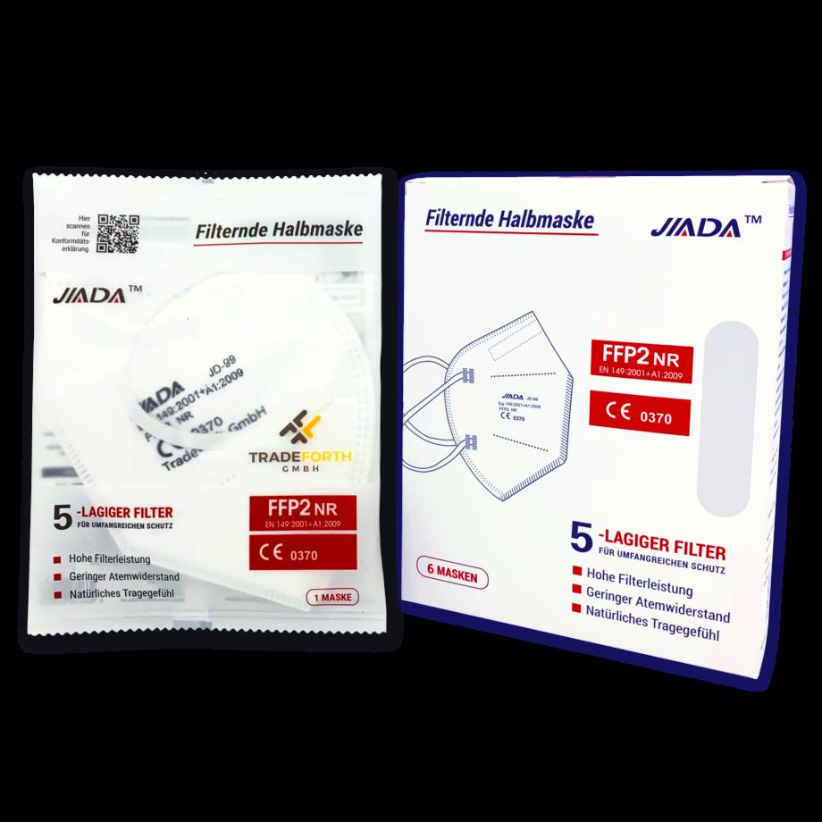 Jiada FFP2 Box