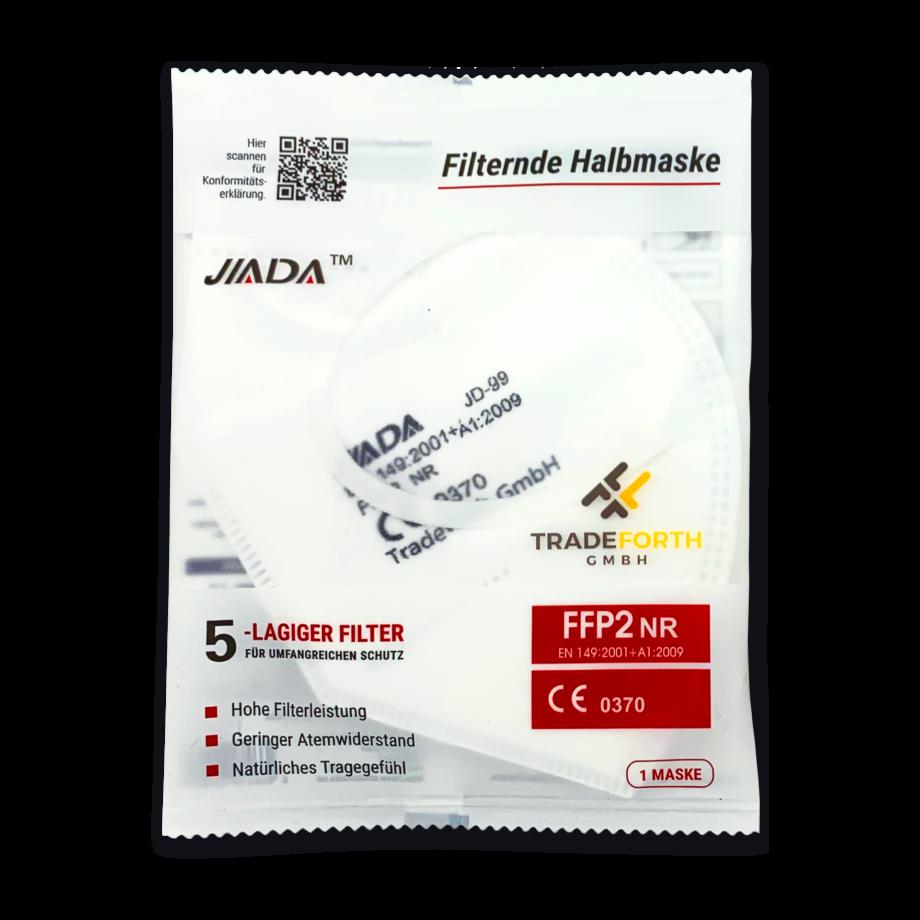 Jiada FFP2 Packaging